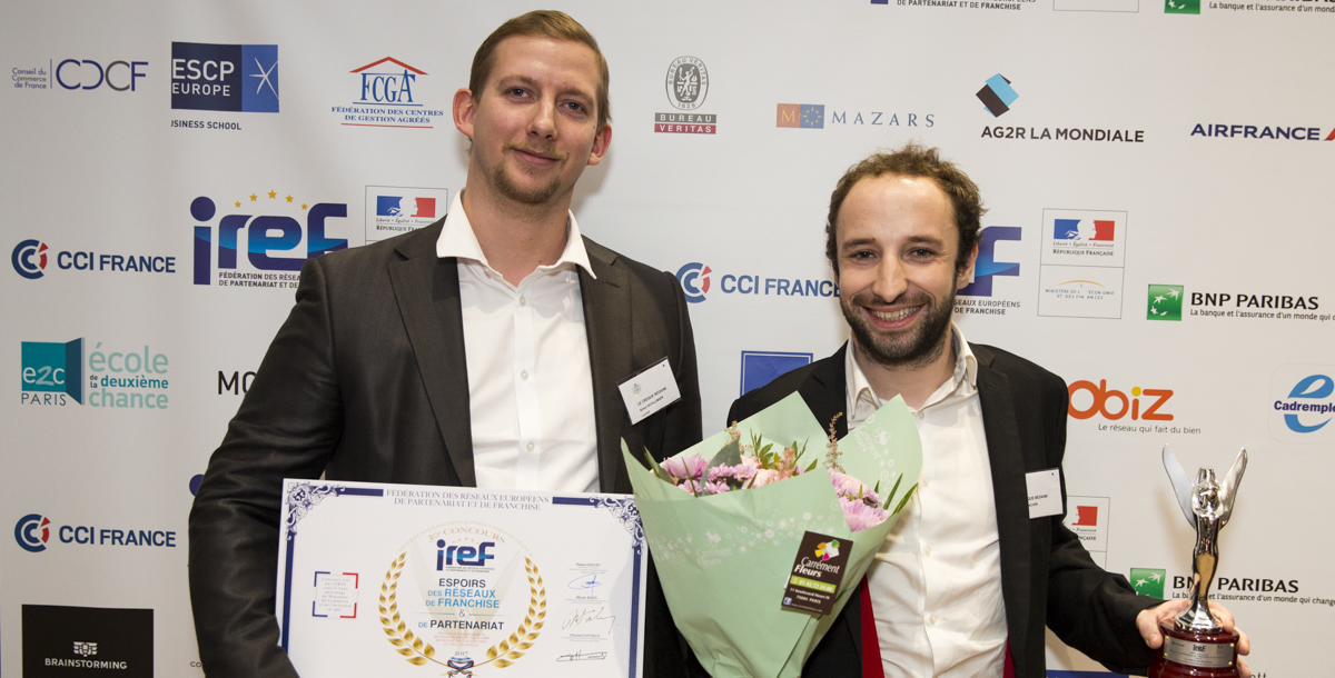 récompense IREF 2018