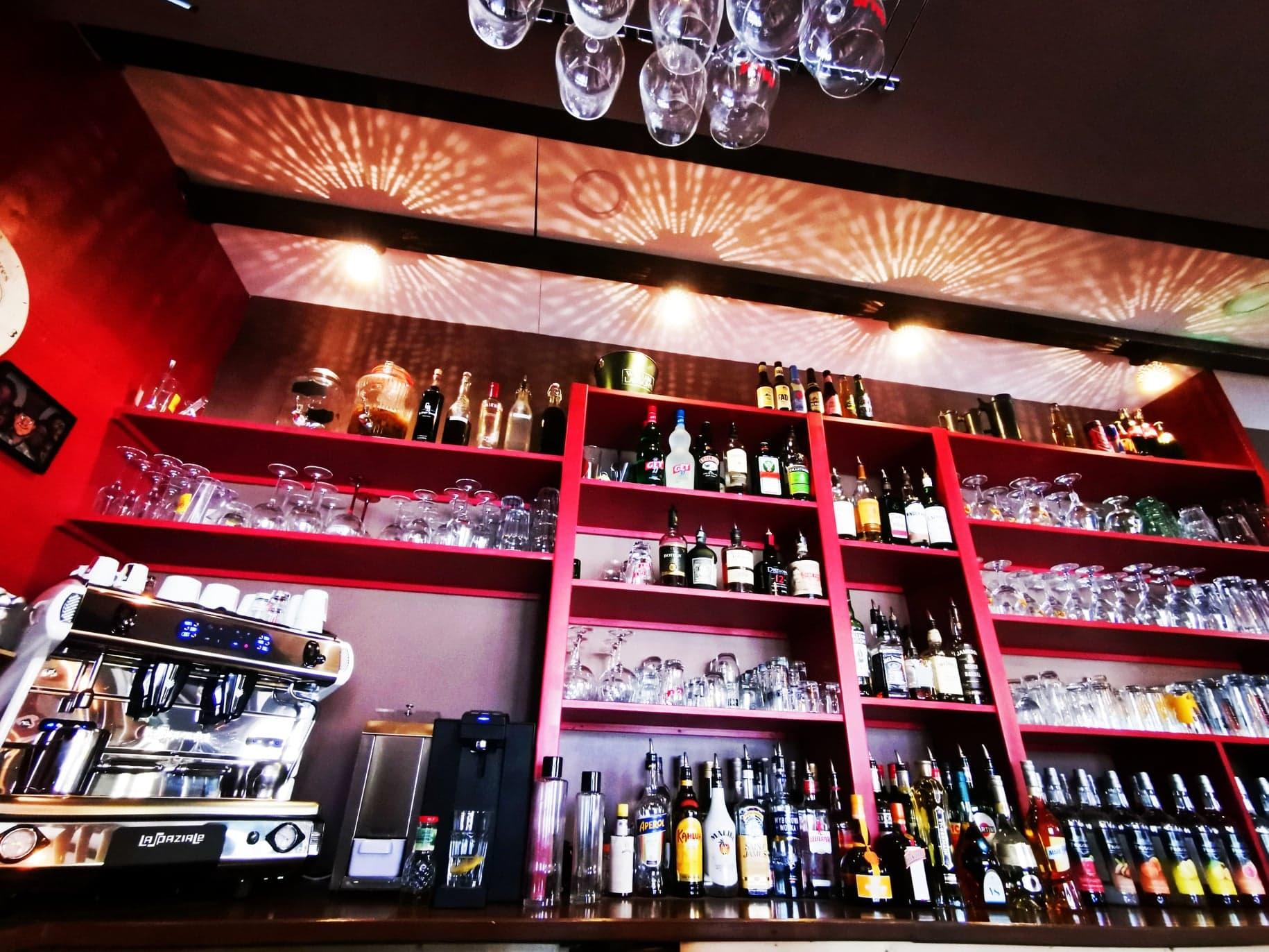 le bar Brignoles